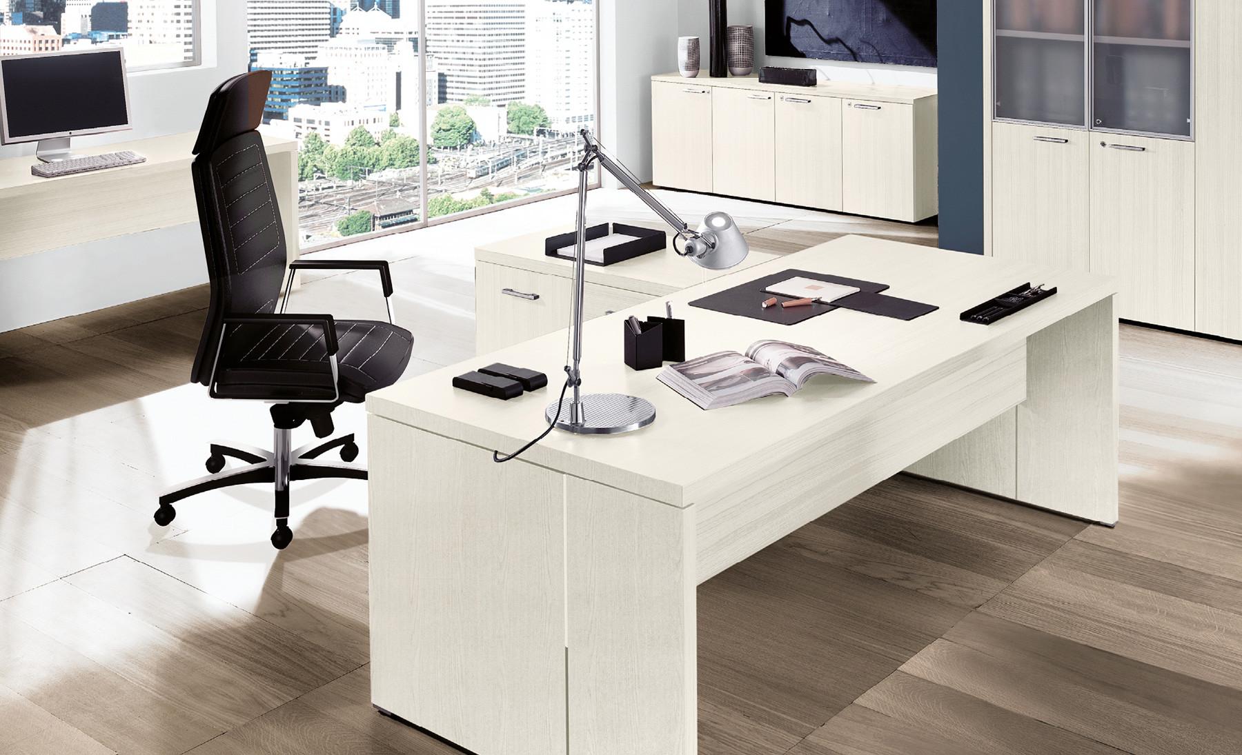 Delta evo scrivania direzionale moderna contact ufficio roma