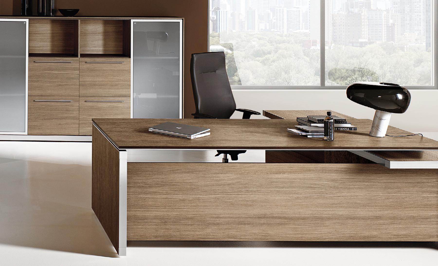 Come scegliere una scrivania ufficio operativa o direzionale for Design ufficio scrivania