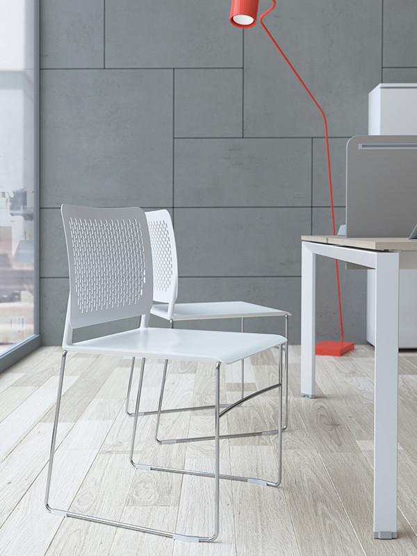 Free sedie operative impilabili contact ufficio roma for Sedie ufficio roma