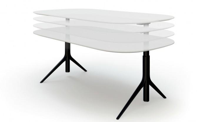 scrivania notable per architetto regolabile in altezza