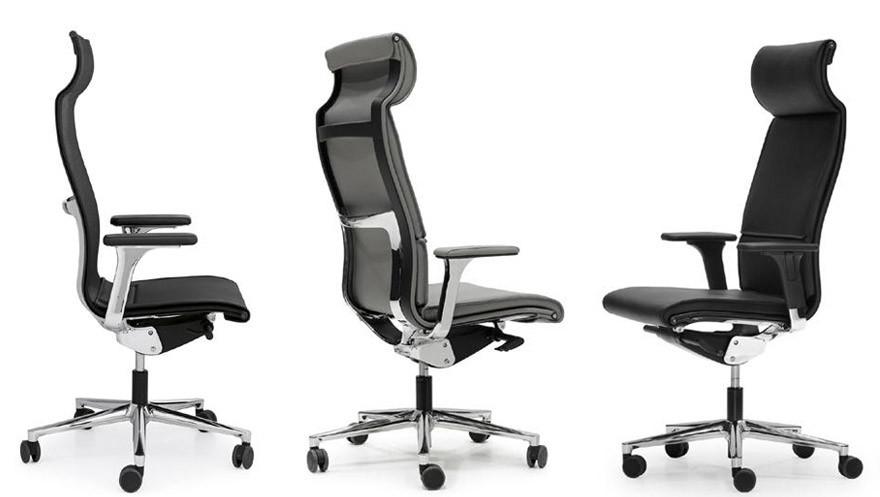 Risolvi il mal di schiena con una sedia ergonomica ufficio contact®