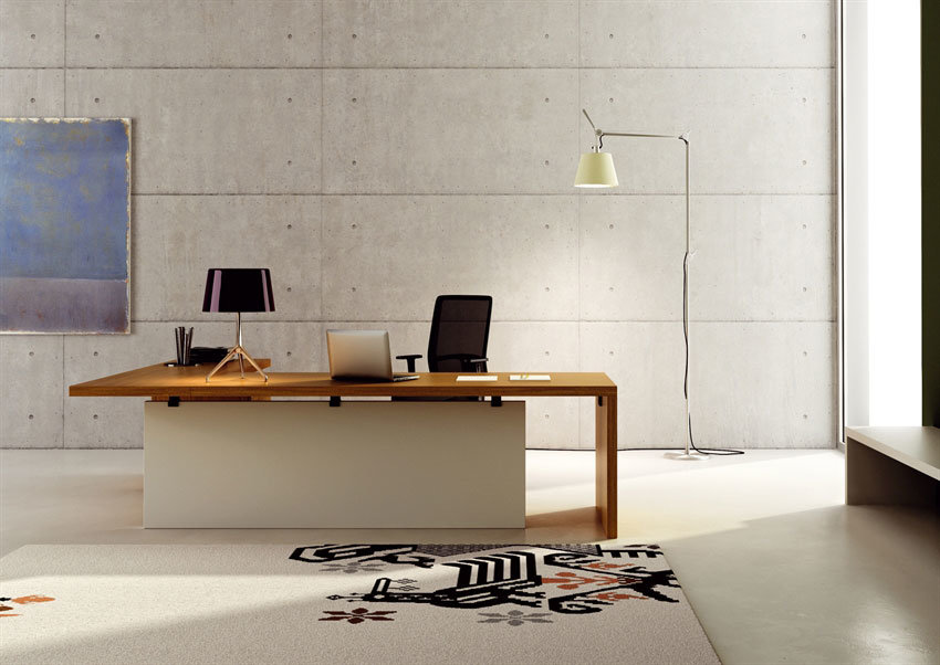 Arredamento ufficio roma mobili contact roma for Design ufficio scrivania
