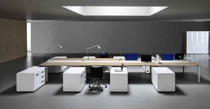 ufficio operativo design riferimento