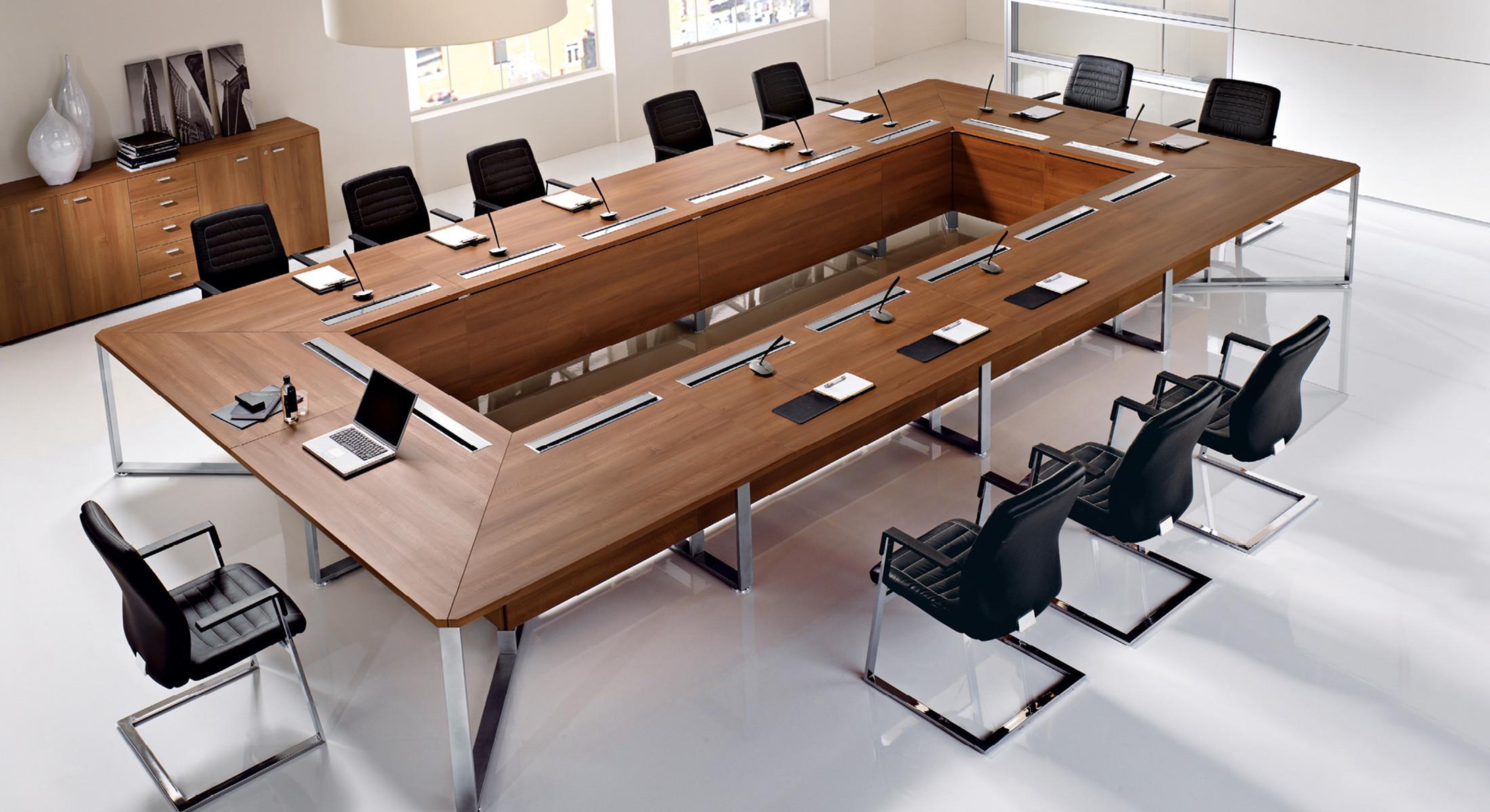 Tavoli riunione per ufficio tavoli per meeting contact - Tavoli per ufficio ...