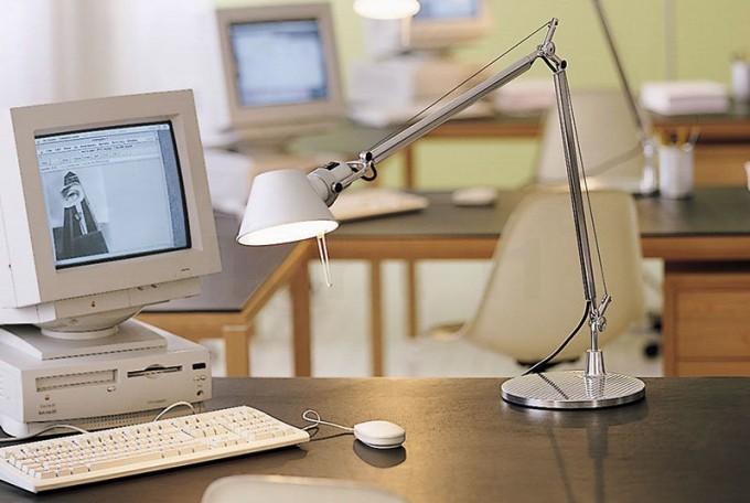 lampada tavolo per ufficio