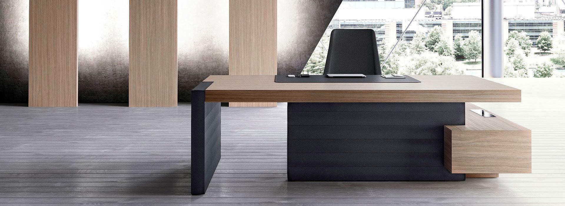 elegante scrivania ufficio di alto livello