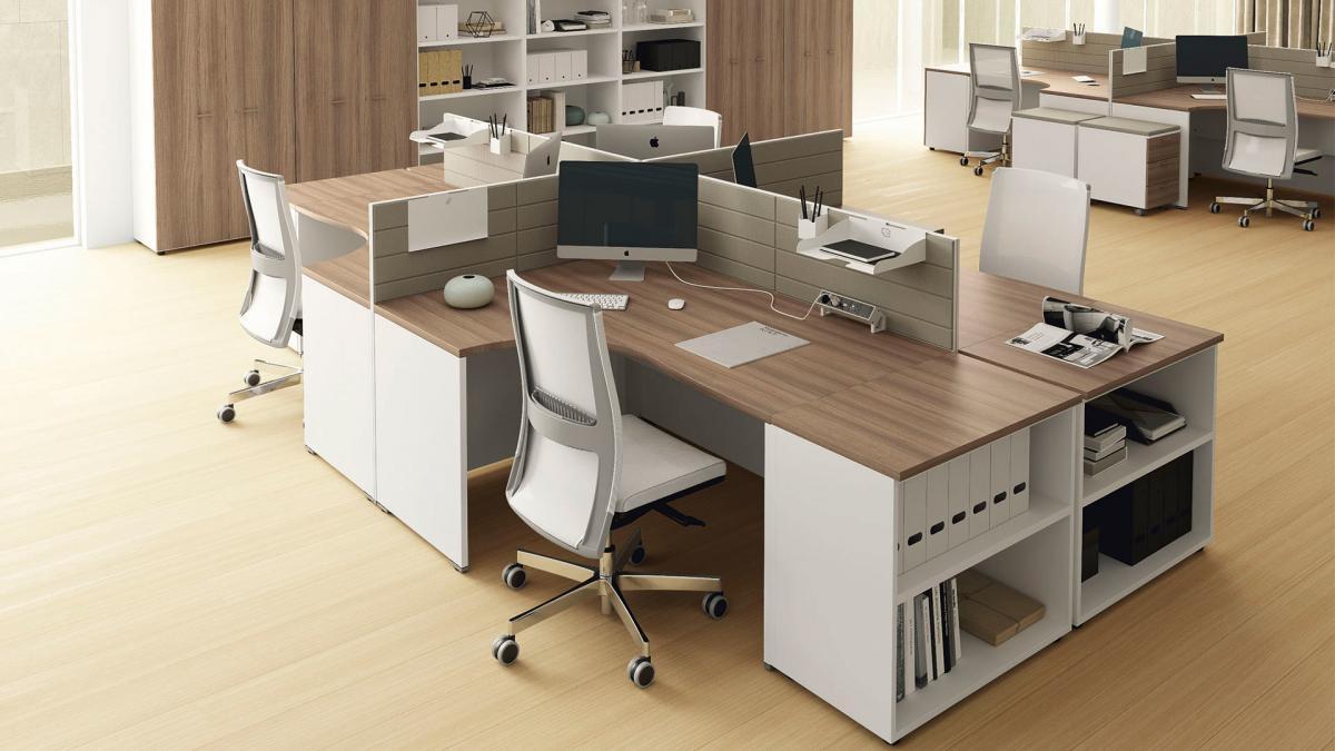 Scrivania Ufficio Su Misura : Le più belle scrivanie ufficio a roma contact®