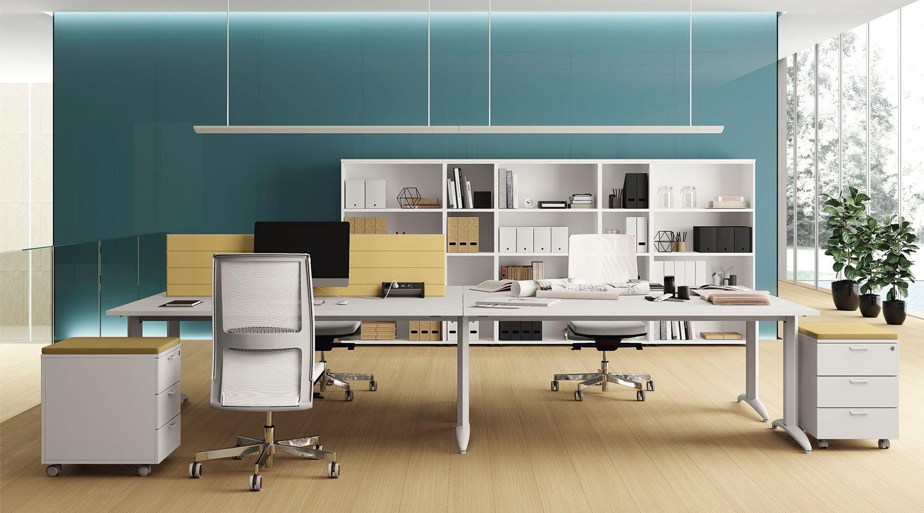 Per il benessere in ufficio il gusto colore delle pareti - Colori per ufficio ...
