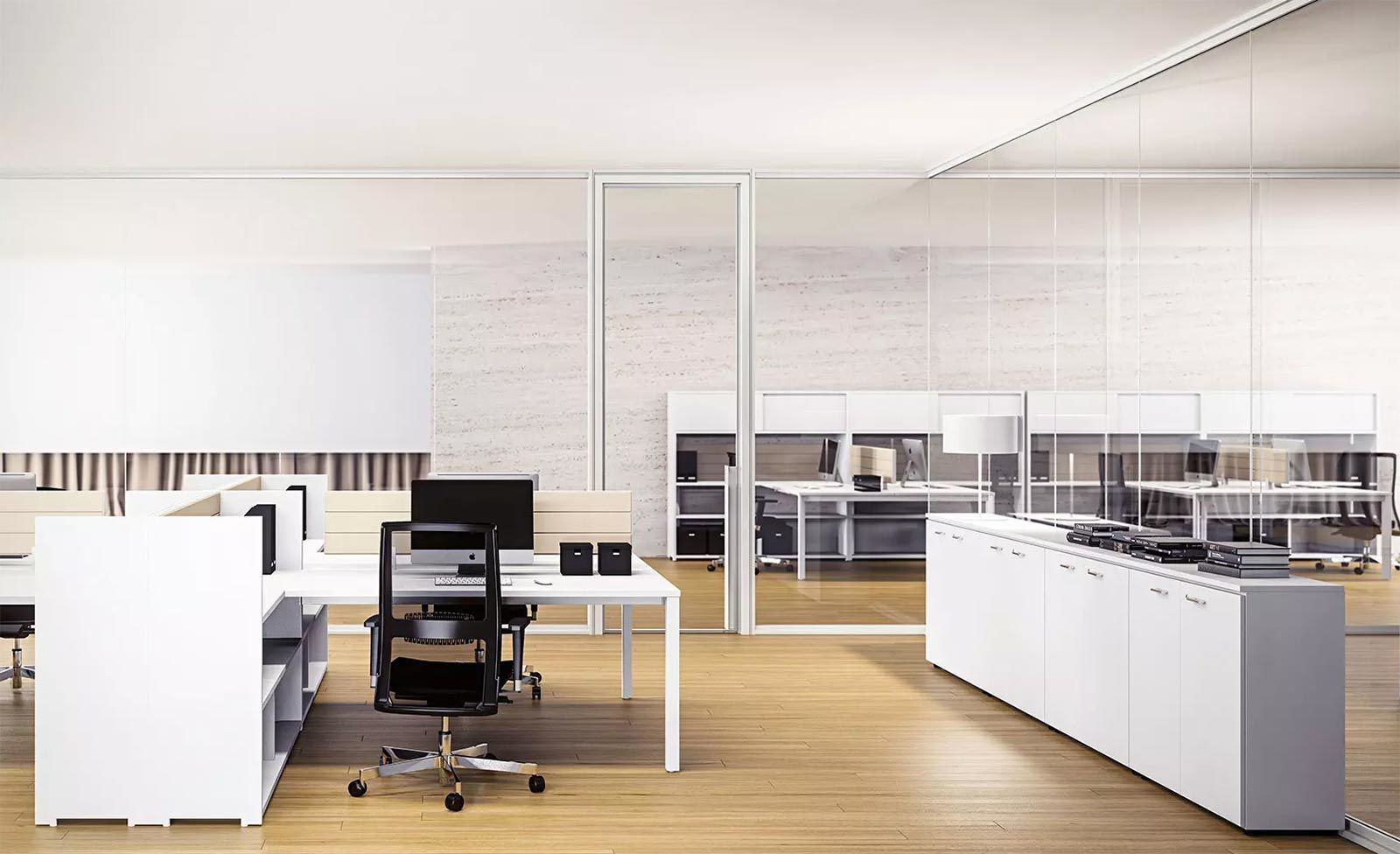 Per il benessere in ufficio il gusto colore delle pareti e la musica - Colori per pareti ufficio ...
