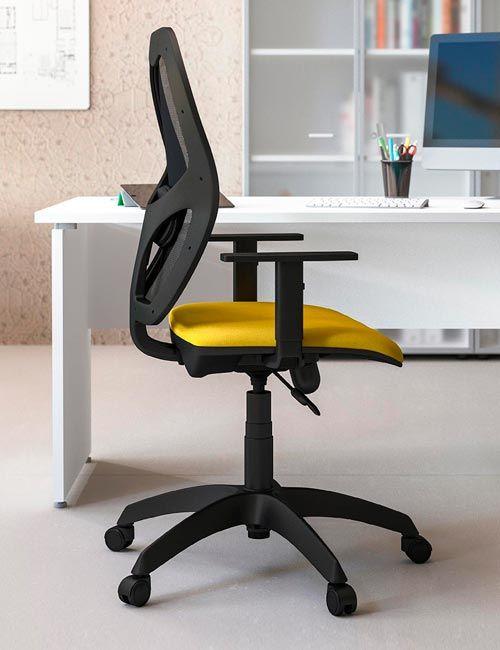 Risolvi il mal di schiena con una sedia ergonomica ufficio ...
