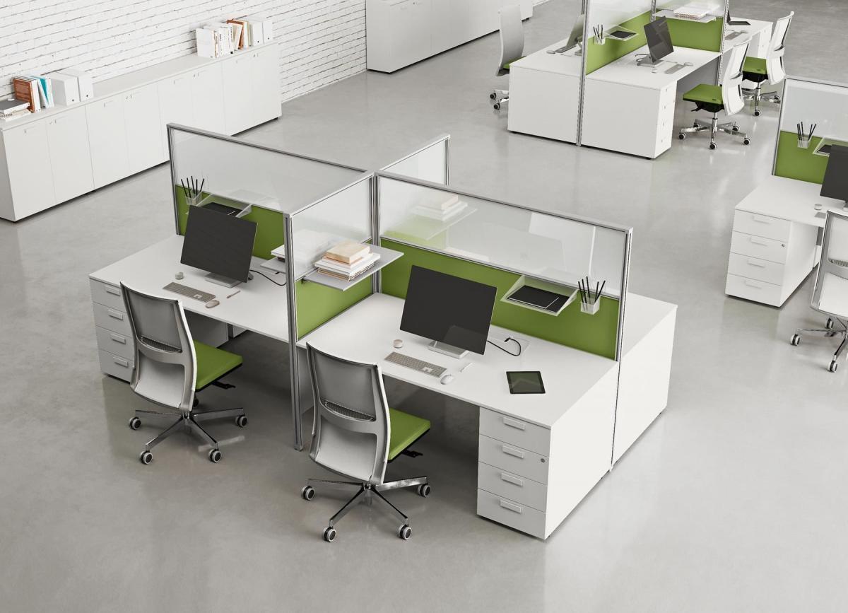 Come scegliere una scrivania ufficio. Operativa o direzionale?