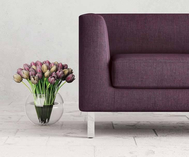 Set: divano Las