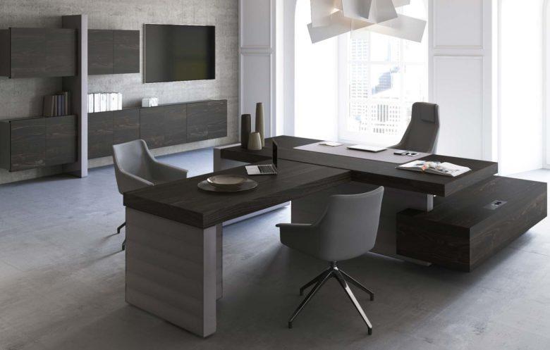 scrivania presidenziale moderna