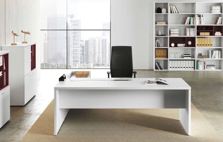 Ufficio moderno minimal