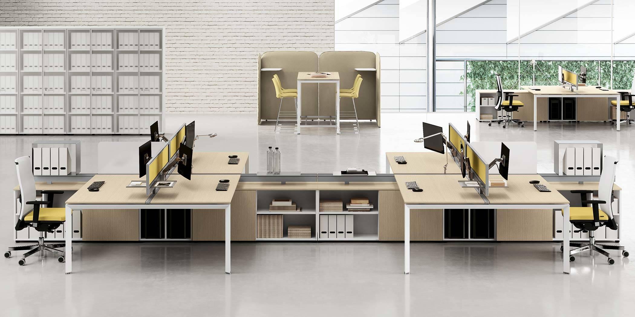 ufficio moderno open space